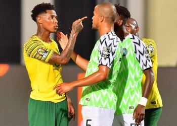 Nigeria And South Africa Will Clash In 2020 Olympics Qualifiers
