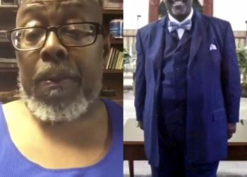 Lady In Pastor Wilsons Sex Video Is The Daughter Of His Wifes Best Buddy'  Pastor Thaddeus (Video)