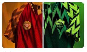 AS Roma Nigeria