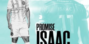 Former Nigerian Captain Isaac Promise Is Useless
