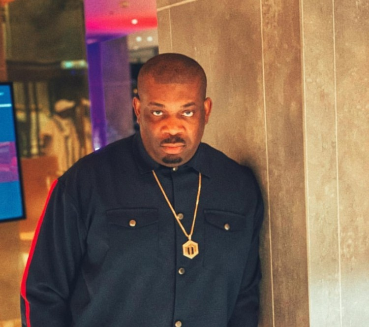 Don Jazzy Loses Weight After Falling Ill (Picture)