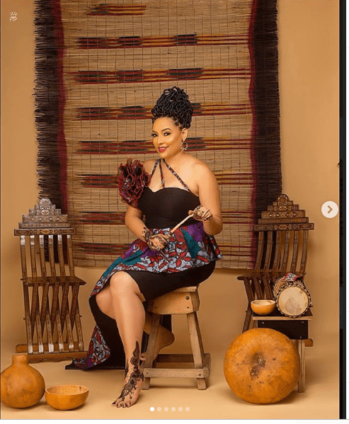 Actress Lilian Bach Releases Stunning New Images As She Turns 49