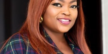 'Stay In Your Lane' – Funke Akindele Tells Fans (Picture)