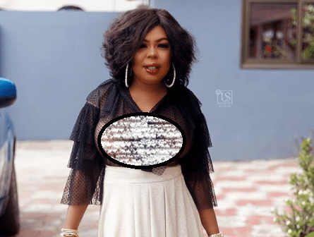 Afia Schwarzenegger Exposes Her Boobs In Sexy New Photo