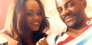 Ebuka Uchendu and wife