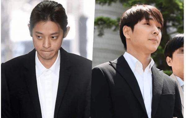 Jung Joon-young, Choi Jong-hoon