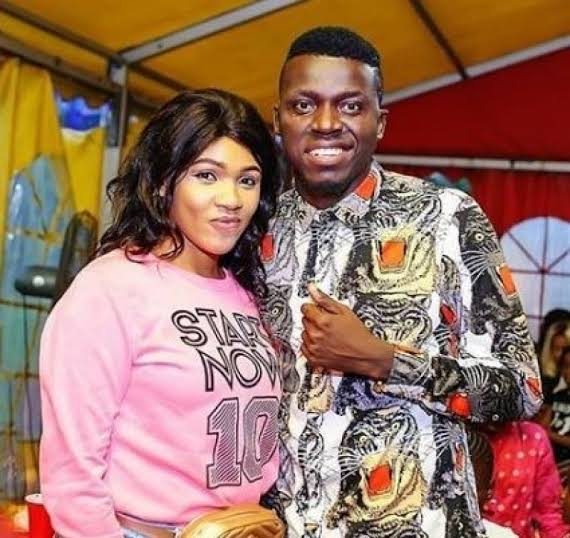 Akpororo, Wife Celebrate Fourth Year Wedding Anniversary (Photograph)