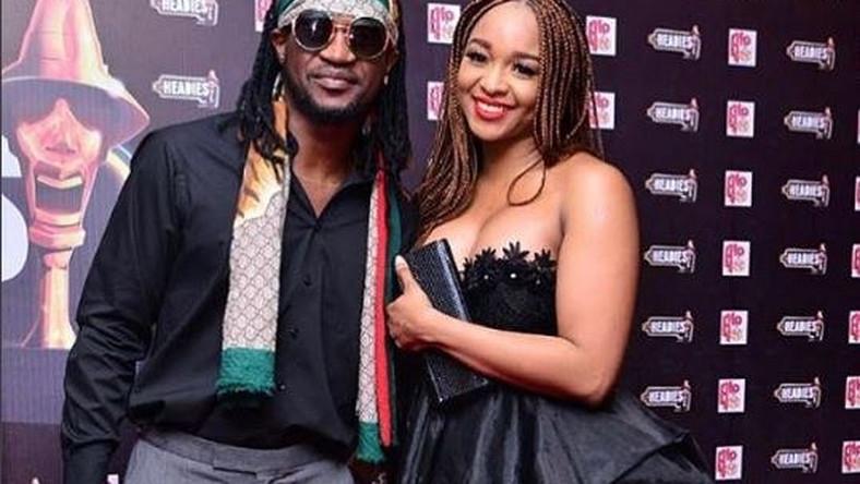 Paul Okoye Excited As His Wife Celebrates Birthday (Photograph)