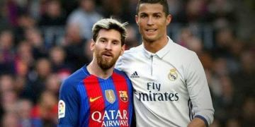 Messi Equals Cristiano Ronaldo's LaLiga Record