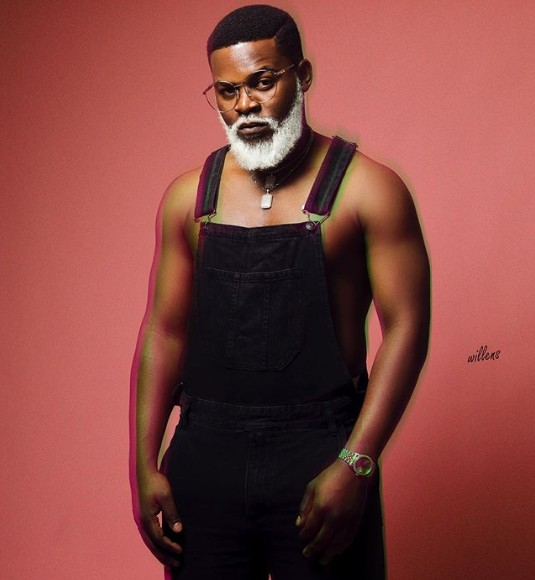 Falz Deletes Instagram Photos Leaving Only 3 Photos Of His New Look
