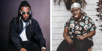 'Burna Boy Is Not Apologizing To Anyone' – Teni Blasts South African Lady (Photograph)