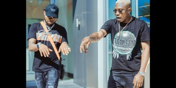 Video: Davido Gifts Zlatan Ibile $40Okay Worth Of Jewellery, Declares Him Hottest Artiste In Africa