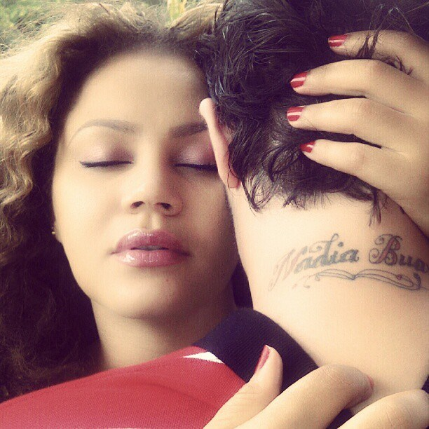 Nadia Buari's Husband's Face Finally Unveiled?