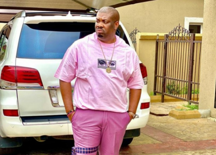 Don Jazzy Mocks Politicians Over Inability To Travel Abroad For Medical Treatment