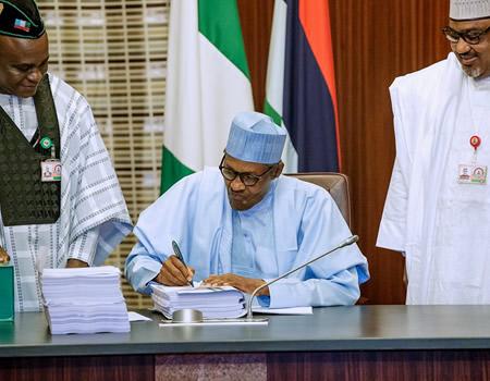 I Wonder How Boko Haram Survived Up Till This Time  Buhari