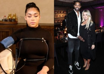 Jordyn Woods Takes 2-Hour Lie Detector Test To Prove She Did Not Sleep With Tristan Thompson (Video)
