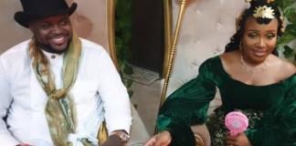 Adewale Adeleke traditonal wedding