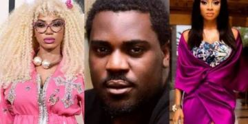 Dencia Slams Yomi Black Over Negative Comment On Toke Makinwa