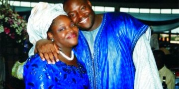 Wunmi Obe Remembers Late Brother, Jaiye Aboderin