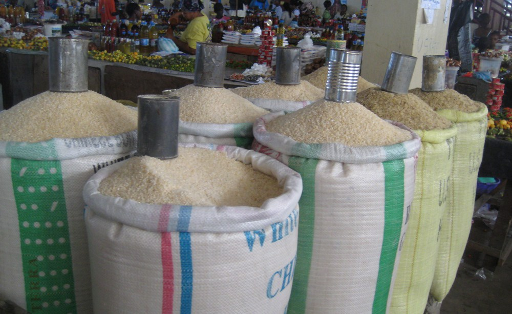 bags of rice in nigeria