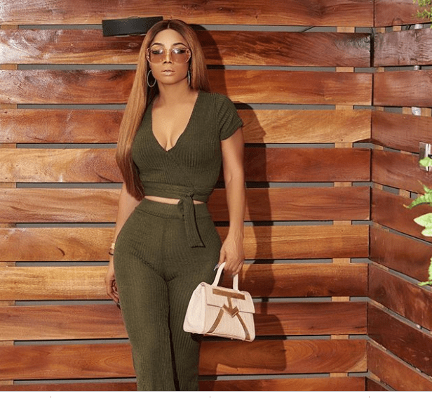 Toke Makinwa Regrets Wearing Biker Shorts After Suffering Wardrobe Malfunction (Video)