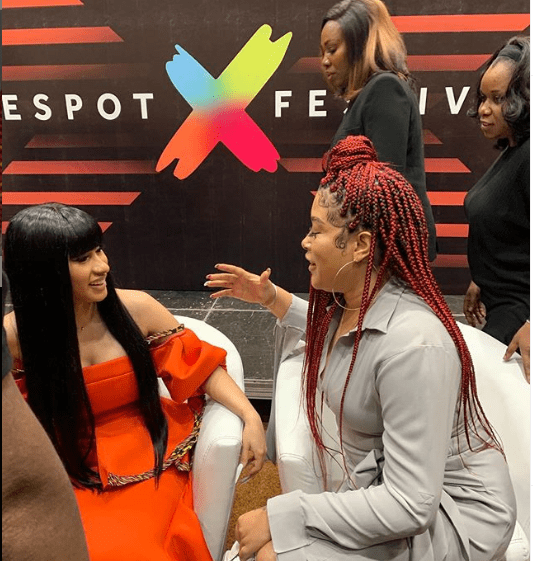 I Don't Have Friends And Do Not Need Them – Adunni Ade Tells Cardi B
