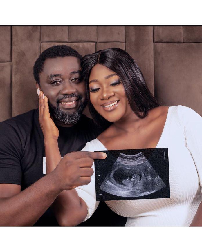 Mercy Johnson-Okojie and her husband