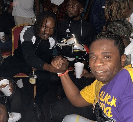 'No Beef, But Naira Marley Is Still My Son' – Speed Darlington (Picture)