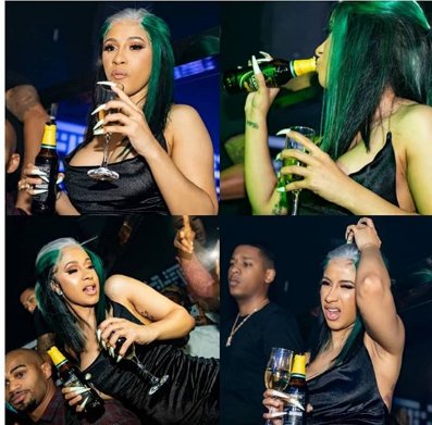 See How Much Cardi B Was Paid To Perform In Nigeria, Ghana: Report