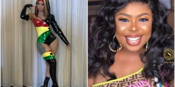 Afia Schwarzenegger Reacts To Cardi B's Visit To Nigeria  (Video)
