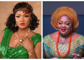 Omotola Jalade 'Downgrades' Eniola Badmus During Live Interview (Video)