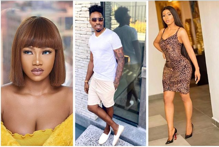 Blogger Slams Mercy, Says Ike Only Made Her Second Choice After Tacha Turned Down His Advances
