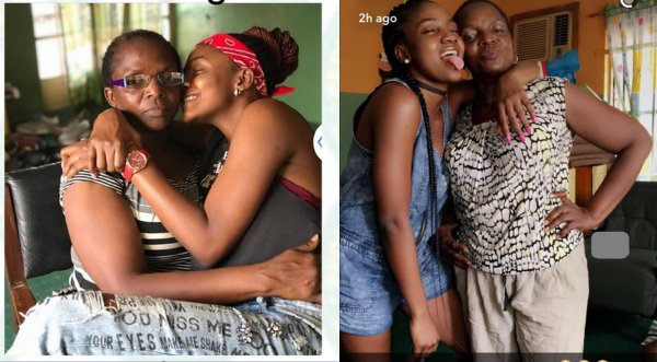 Simi's Mother Calls Out Adekunle Gold Over Unpaid Bride Price (Photograph)