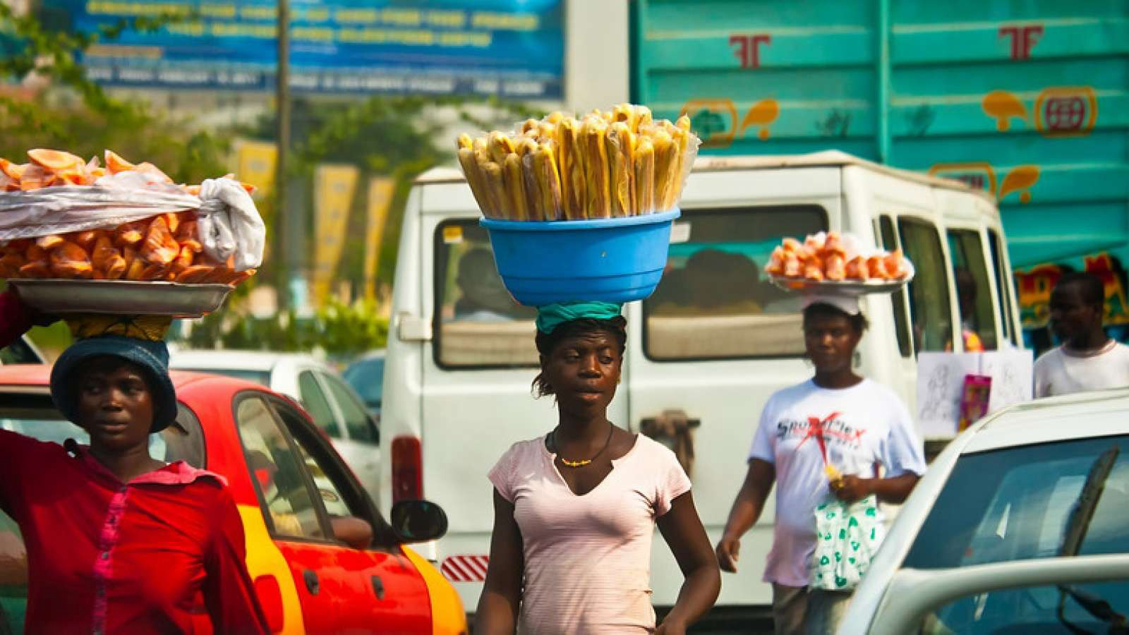 Lagos Hawkers