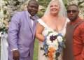 Nigerian Man, Michael Finally Weds Caucasian Fiancee In Lagos (Video)