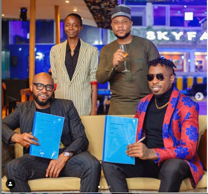 BBNaija's Ike Bags Endorsement Deal With PTRLifestyle Group (Photograph)