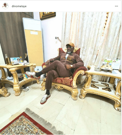 Dino Melaye Shares Stunning New Photo On Instagram
