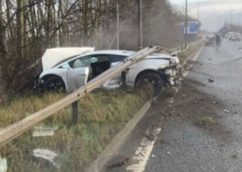 Manchester United Goalkeeper Involved In Ghastly Car Accident