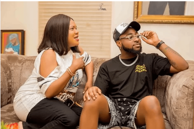 See How Davido Honored Toyin Abraham Amidst Peruzzi/Chioma Scandal