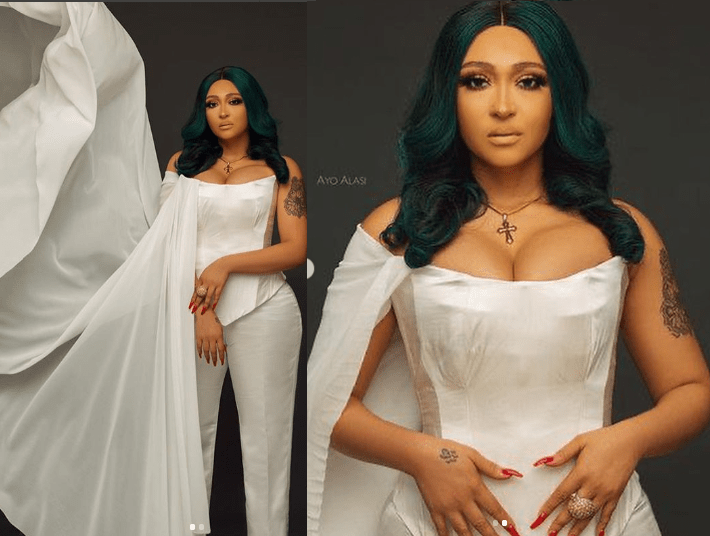 You Are An Extension Of Me, I Love You – Olakunle Churchill Celebrates Rosy Meurer