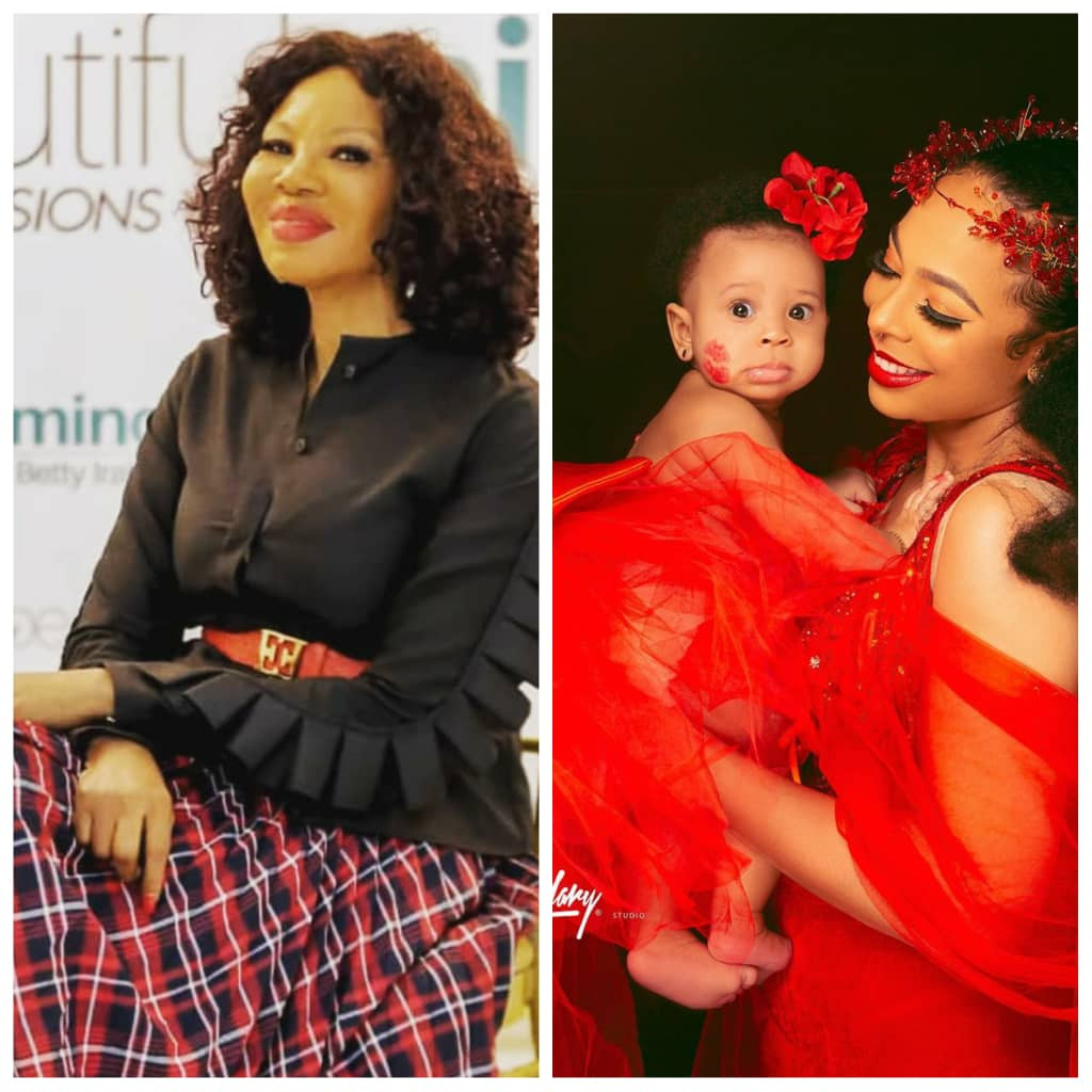 Betty Irabor Consoles TBoss After Outburst On Instagram