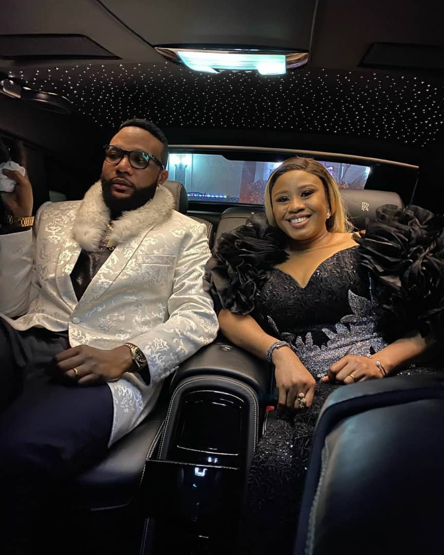 Timaya, Okey Bakassi, Others Storm E-Money's Birthday Party