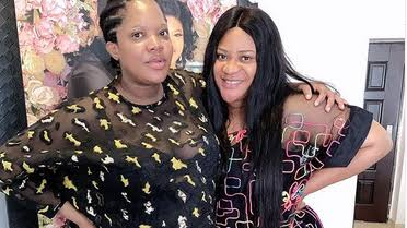Celebrity Week In Overview: Two Jolly Good Friends (Nkechi Blessing, Toyin Abraham)