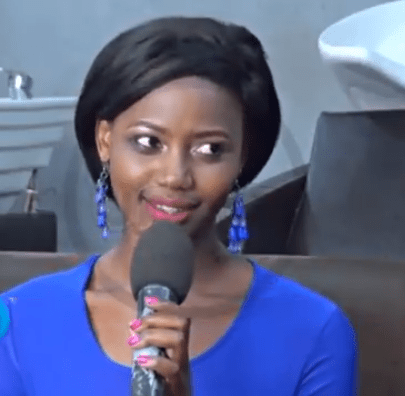 Ugandan Woman Claims God Gave Her American Accent After She Slept And Woke Up (video)
