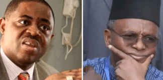 Fani Kayode and El rufai