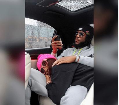 Mercy Eke's Rumoured Boyfriend, Willie XO Storms Nigeria (Picture)