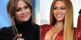 Beyonce and Jennifer Lopez