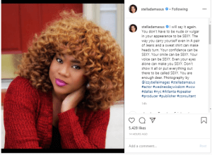 da 3 - You Don't Have To Be Rude In Your Appearance To Be Sexy: Stella Damasus Advices