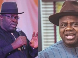 Dickson, Diri Sing Worship Songs To Celebrate Supreme Court Victory (Video)