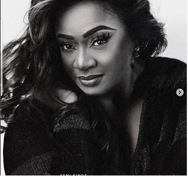 Foluke Daramola Thanks Critics As She Turns A Year Older